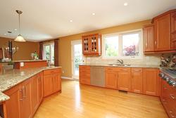Kitchen at 12 Summerton Place, Tam O\'Shanter-Sullivan, Toronto