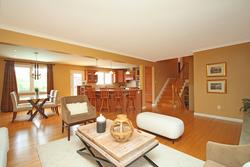 Living Room at 12 Summerton Place, Tam O\'Shanter-Sullivan, Toronto