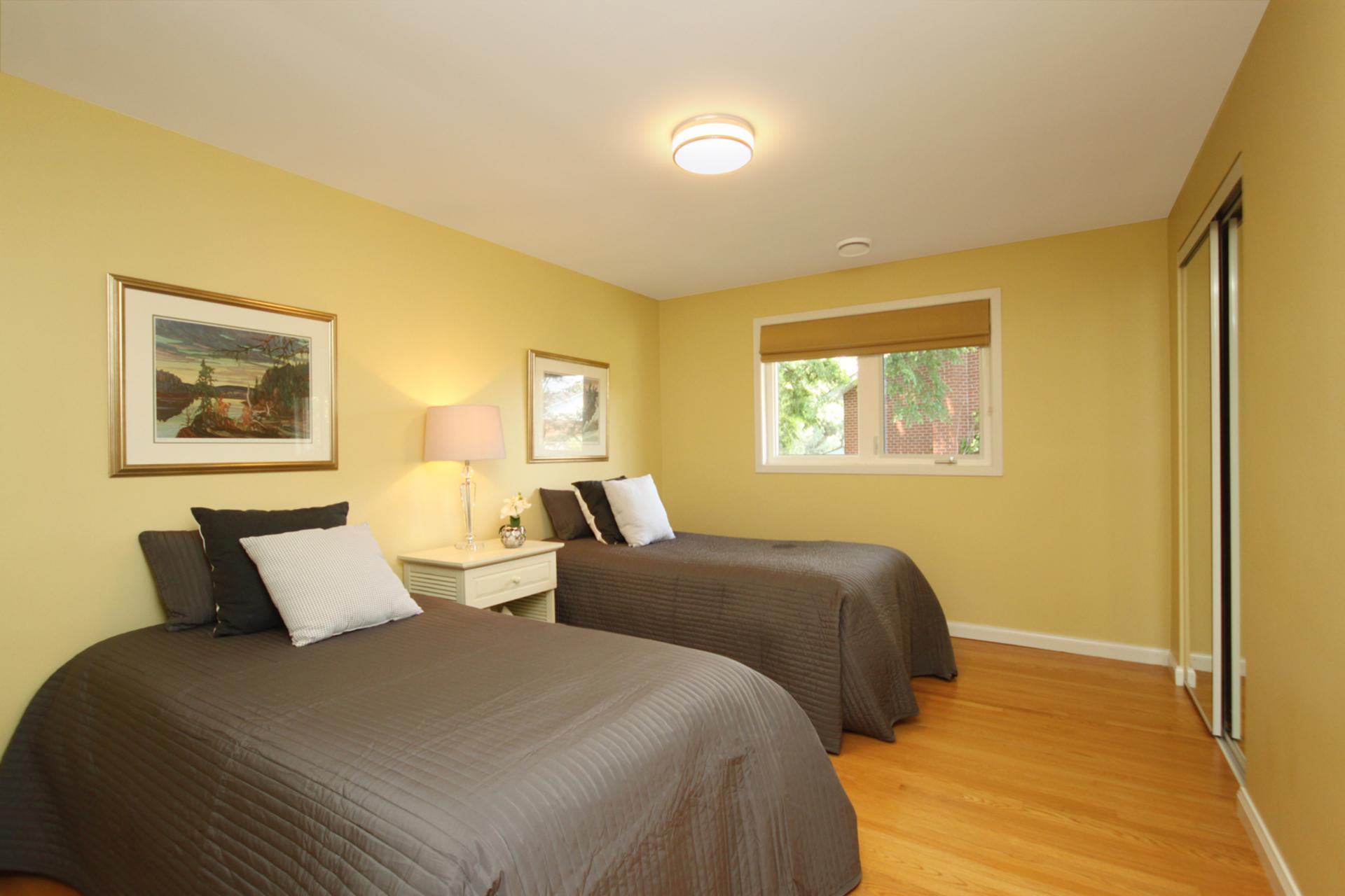Bedroom at 12 Summerton Place, Tam O\'Shanter-Sullivan, Toronto