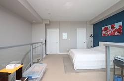 Master Bedroom at 906 - 1 Avondale Avenue, Willowdale East, Toronto
