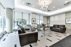 Lobby at 906 - 1 Avondale Avenue, Willowdale East, Toronto