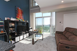 Living Room at 906 - 1 Avondale Avenue, Willowdale East, Toronto