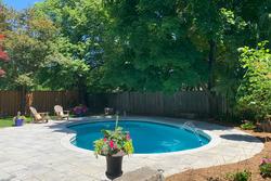 Backyard at 5 Whitefriars Drive, Parkwoods-Donalda, Toronto