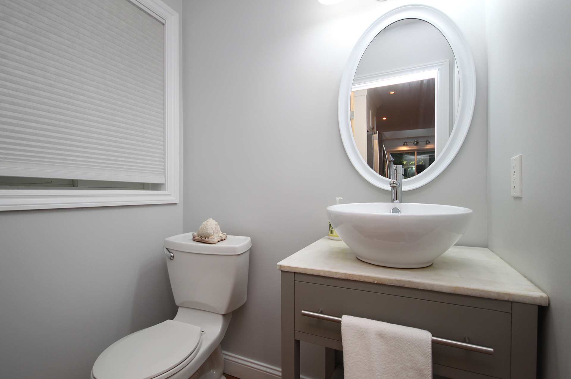 2 Piece Bathroom at 5 Whitefriars Drive, Parkwoods-Donalda, Toronto