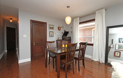 Dining Room at 21 Berkshire Avenue, South Riverdale, Toronto