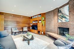 Family Room at 97 Denlow Boulevard, Banbury-Don Mills, Toronto