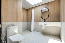 Guest Suite 3 Piece Ensuite Bathroom at 97 Denlow Boulevard, Banbury-Don Mills, Toronto