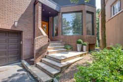 Front Entrance at 97 Denlow Boulevard, Banbury-Don Mills, Toronto