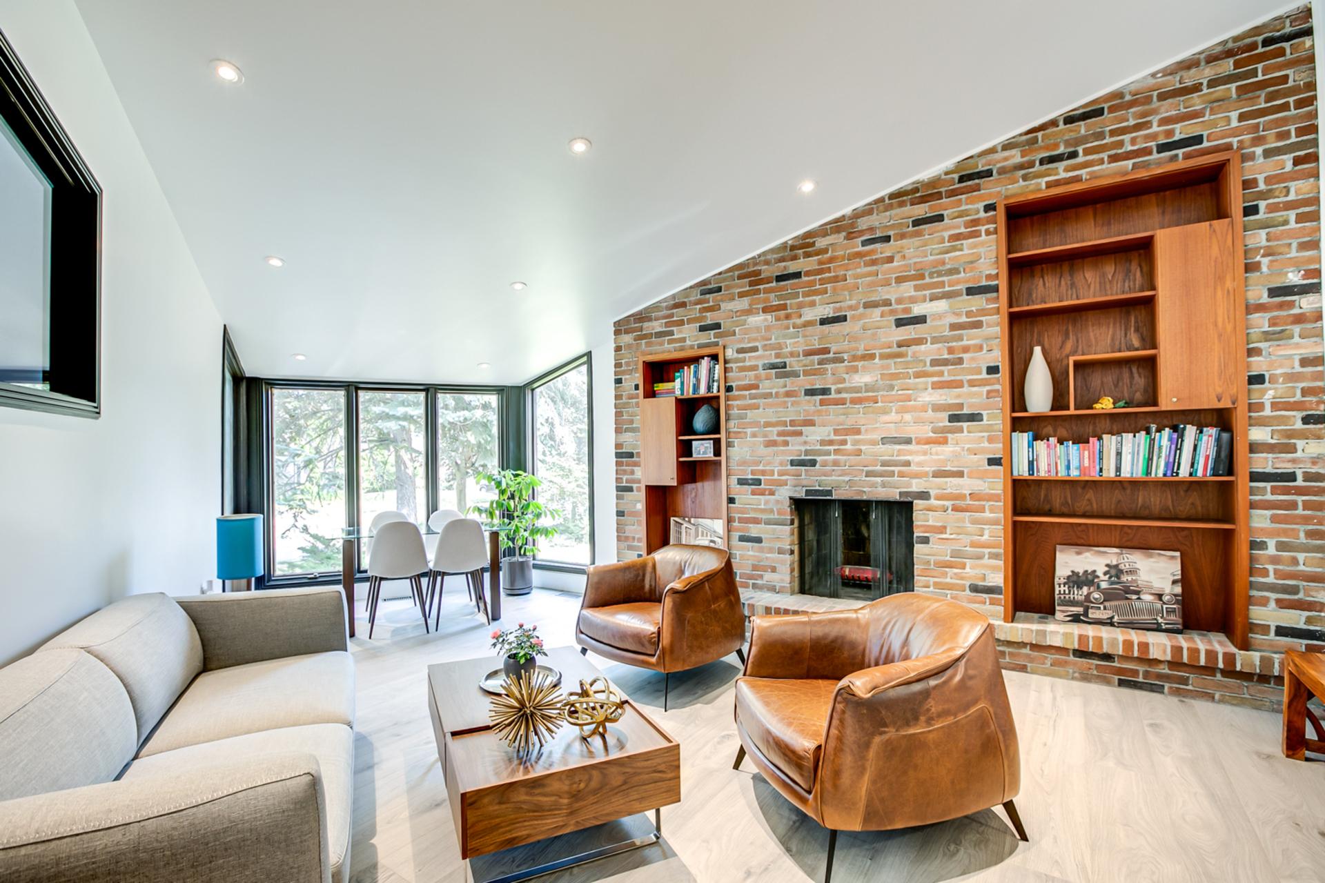 Guest Suite Living Room at 97 Denlow Boulevard, Banbury-Don Mills, Toronto