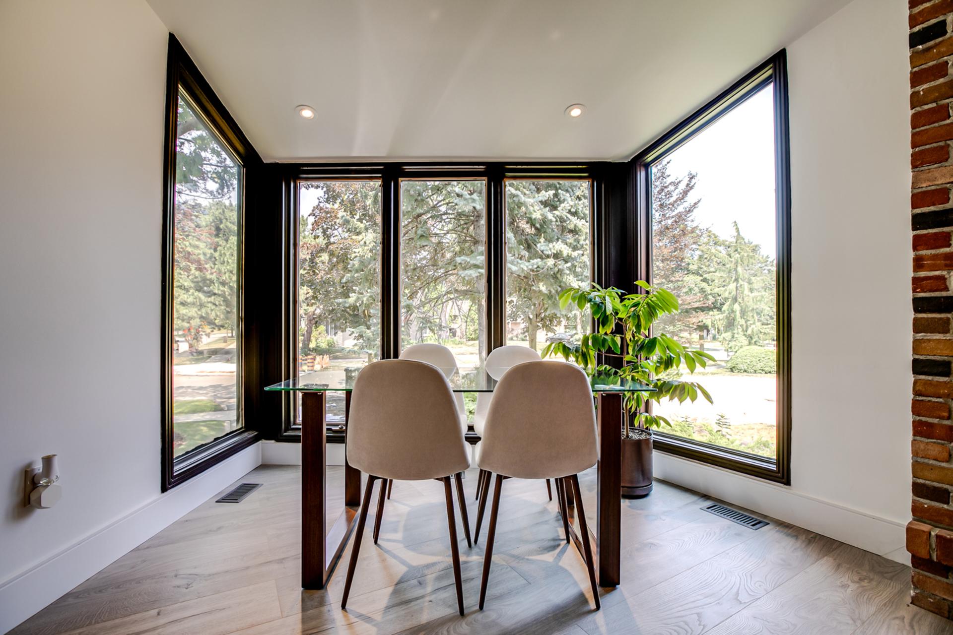Guest Suite Dining Room at 97 Denlow Boulevard, Banbury-Don Mills, Toronto