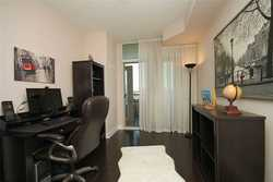 Bedroom at 1209 - 10 Bloorview Place, Don Valley Village, Toronto