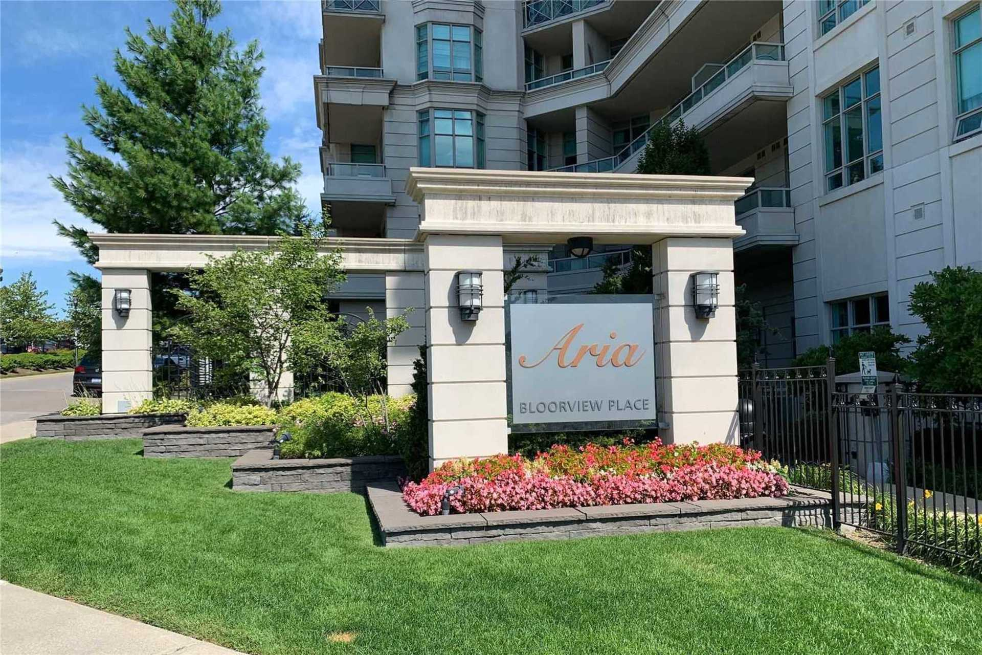 Front at 1209 - 10 Bloorview Place, Don Valley Village, Toronto