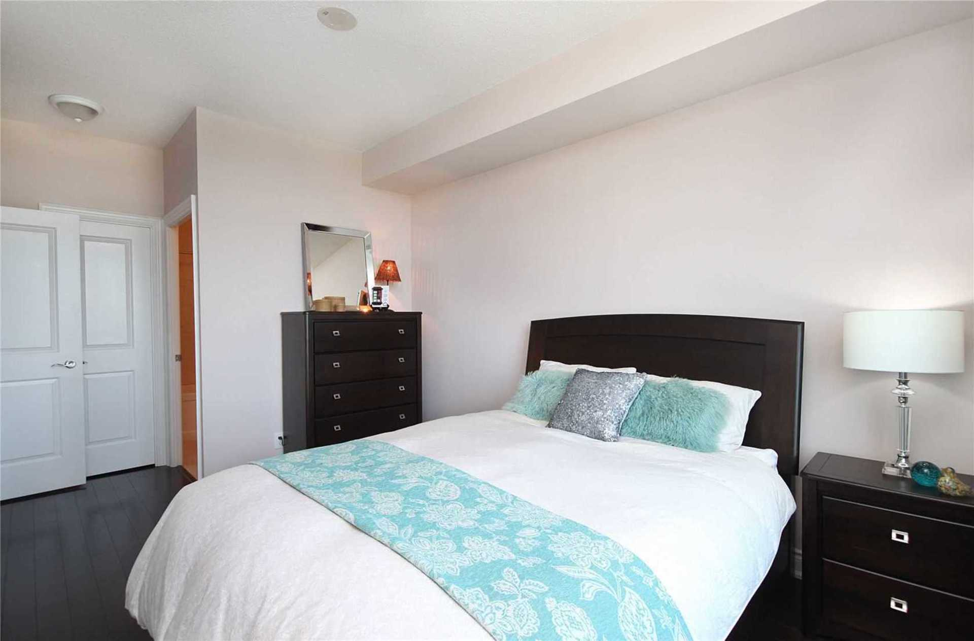 Master Bedroom at 1209 - 10 Bloorview Place, Don Valley Village, Toronto
