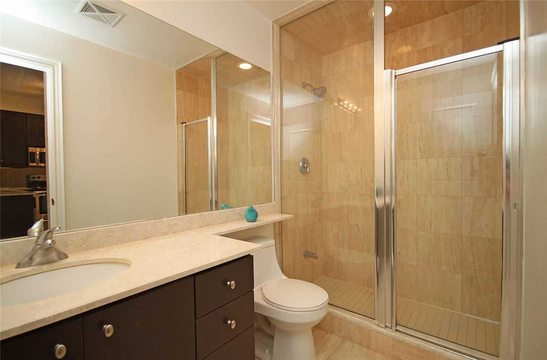 3 Piece Bathroom at 1209 - 10 Bloorview Place, Don Valley Village, Toronto