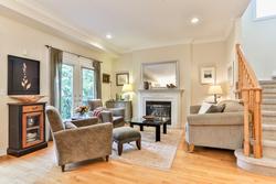 Living Room at 131 Barber Greene Road, Banbury-Don Mills, Toronto