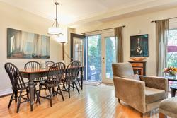 Dining Room at 131 Barber Greene Road, Banbury-Don Mills, Toronto