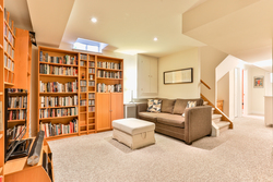 Recreation Room at 131 Barber Greene Road, Banbury-Don Mills, Toronto