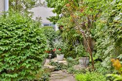 Backyard at 131 Barber Greene Road, Banbury-Don Mills, Toronto