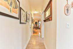 Foyer Hallway at 131 Barber Greene Road, Banbury-Don Mills, Toronto