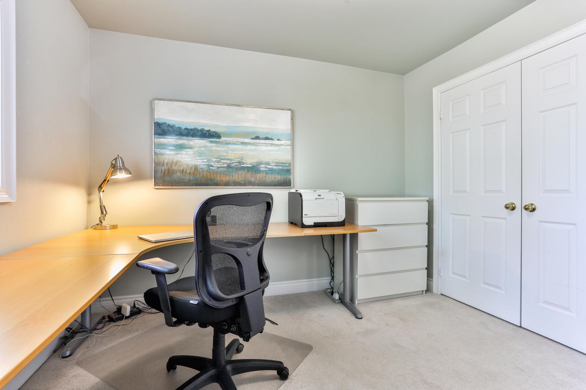 Second Bedroom at 131 Barber Greene Road, Banbury-Don Mills, Toronto