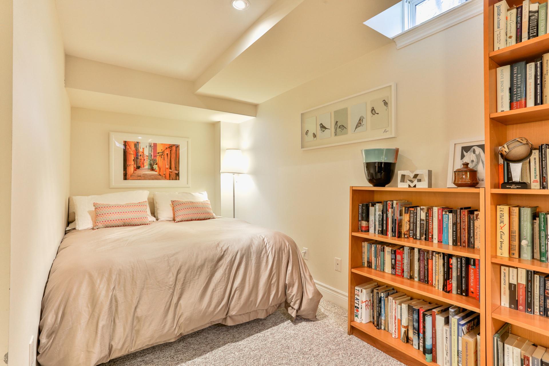 Guest Bedroom at 131 Barber Greene Road, Banbury-Don Mills, Toronto