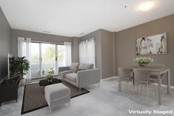 Living & Dining Room at 310 - 600 Eglinton Avenue E, Mount Pleasant East, Toronto
