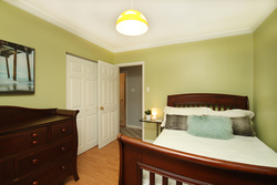 Bedroom at 10 Mere Court, Victoria Village, Toronto