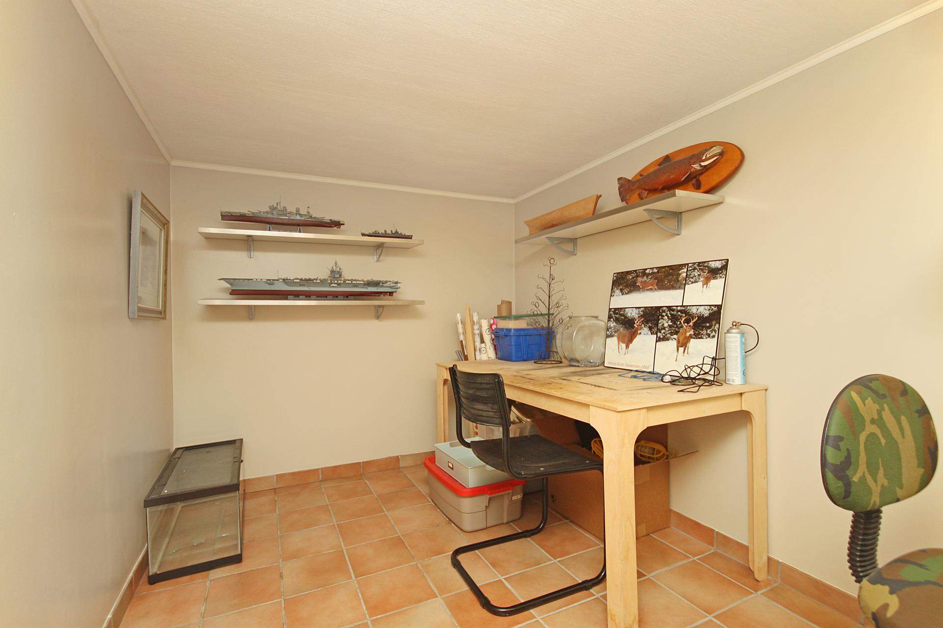 Hobby Room at 14 Camwood Crescent, Parkwoods-Donalda, Toronto