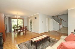 Living & Dining Room at 59 Overton Crescent, Banbury-Don Mills, Toronto