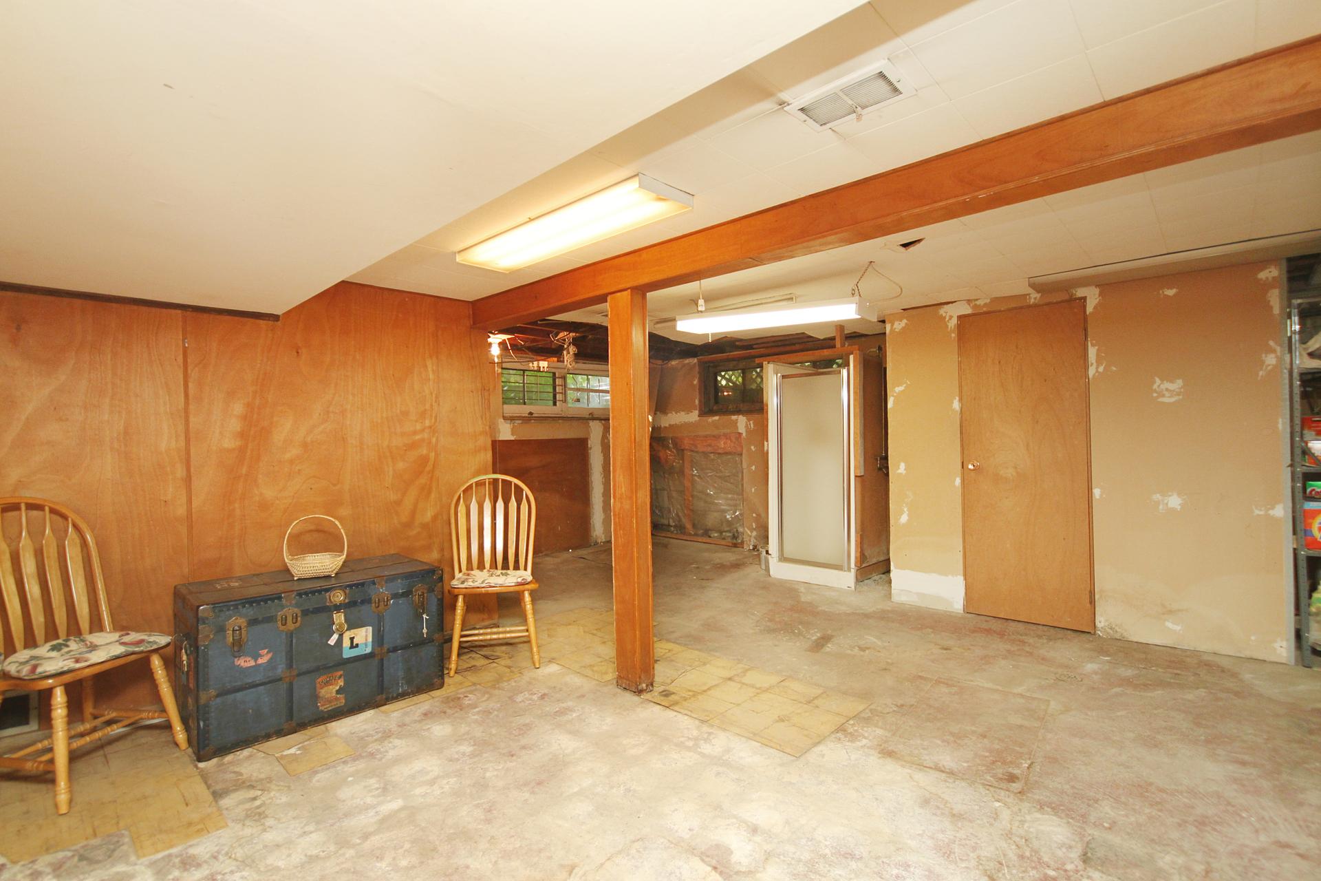 Recreation Room at 59 Overton Crescent, Banbury-Don Mills, Toronto