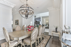 Dining Room at 96 Northdale Road, St. Andrew-Windfields, Toronto