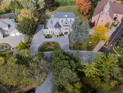 Aerial at 96 Northdale Road, St. Andrew-Windfields, Toronto