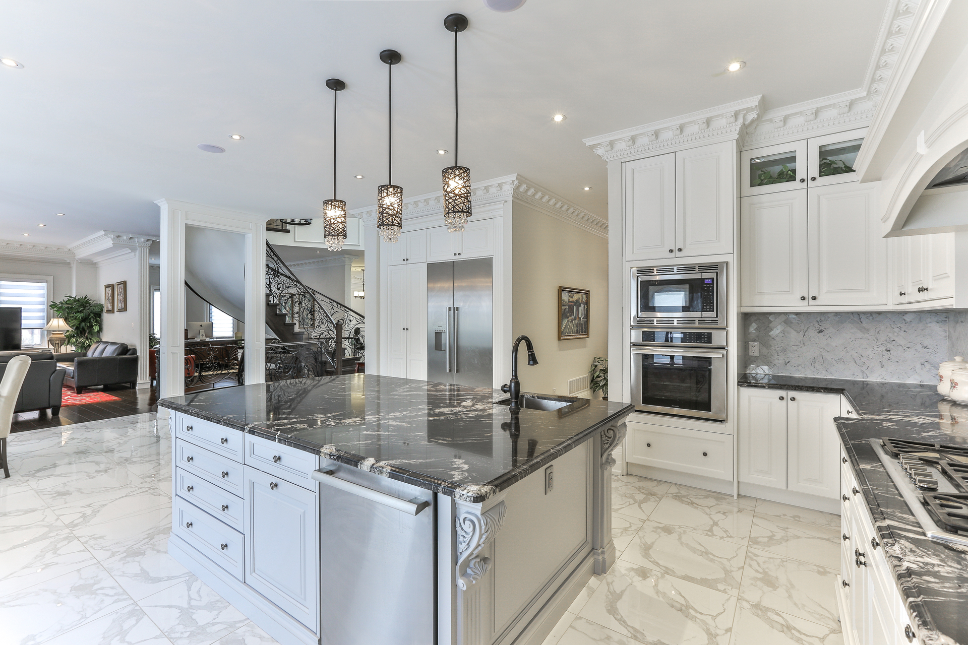 Kitchen at 96 Northdale Road, St. Andrew-Windfields, Toronto
