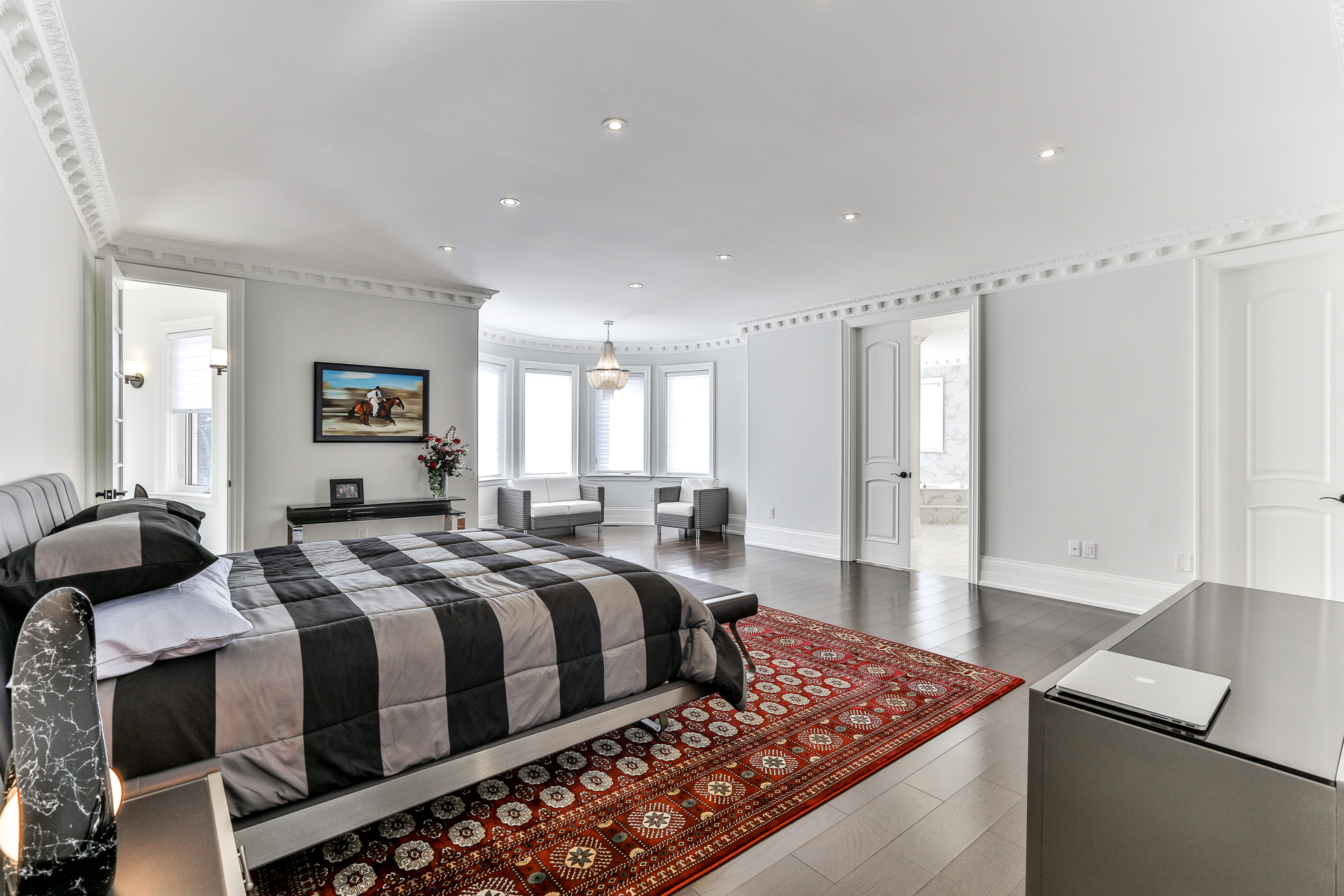 Primary Bedroom at 96 Northdale Road, St. Andrew-Windfields, Toronto
