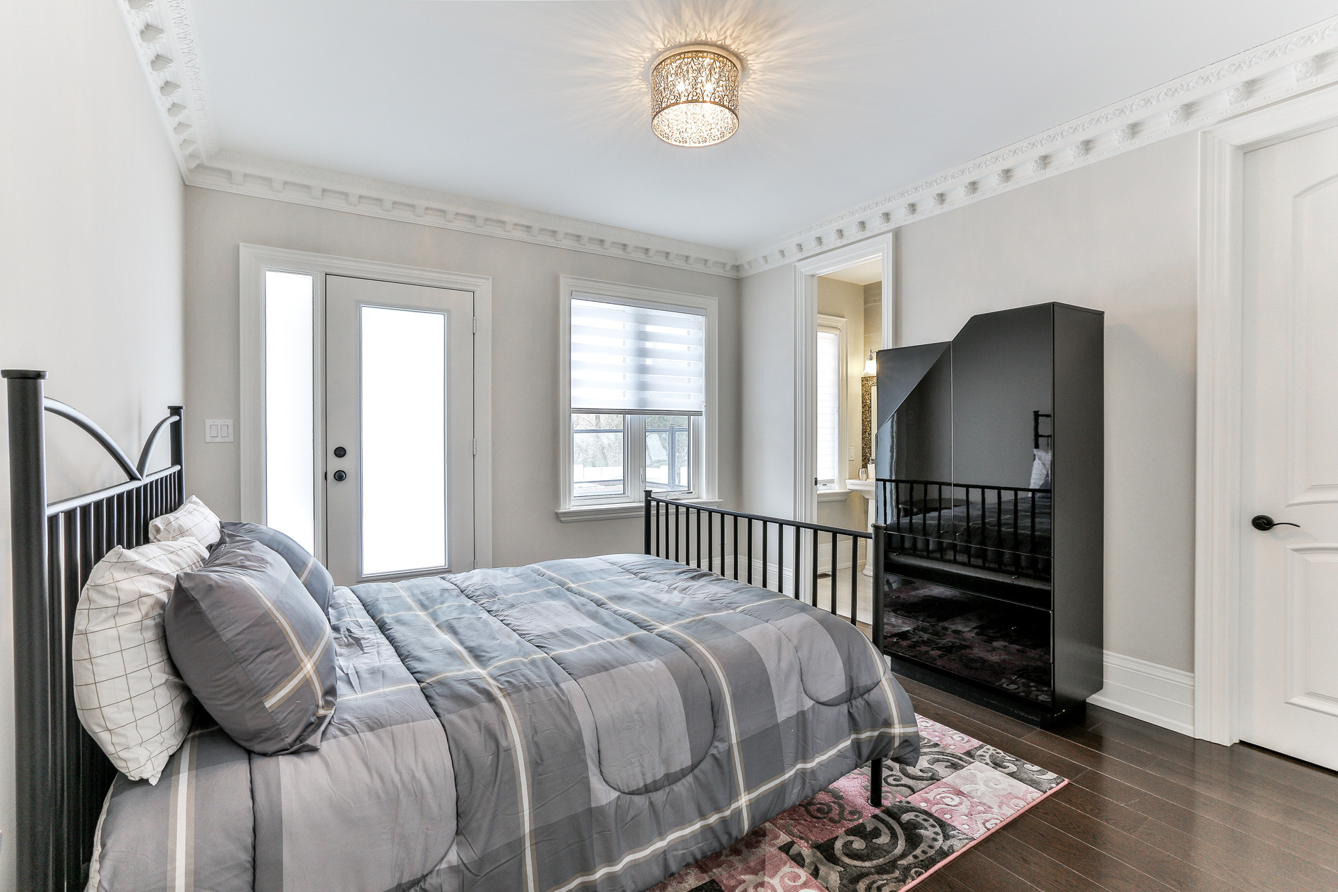 Third Bedroom at 96 Northdale Road, St. Andrew-Windfields, Toronto
