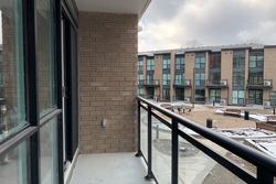 Balcony at 212 - 1 Falaise Road, West Hill, Toronto