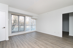 Living Room at 212 - 1 Falaise Road, West Hill, Toronto