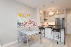 Dining Room at 126 - 120 Dallimore Circle, Banbury-Don Mills, Toronto