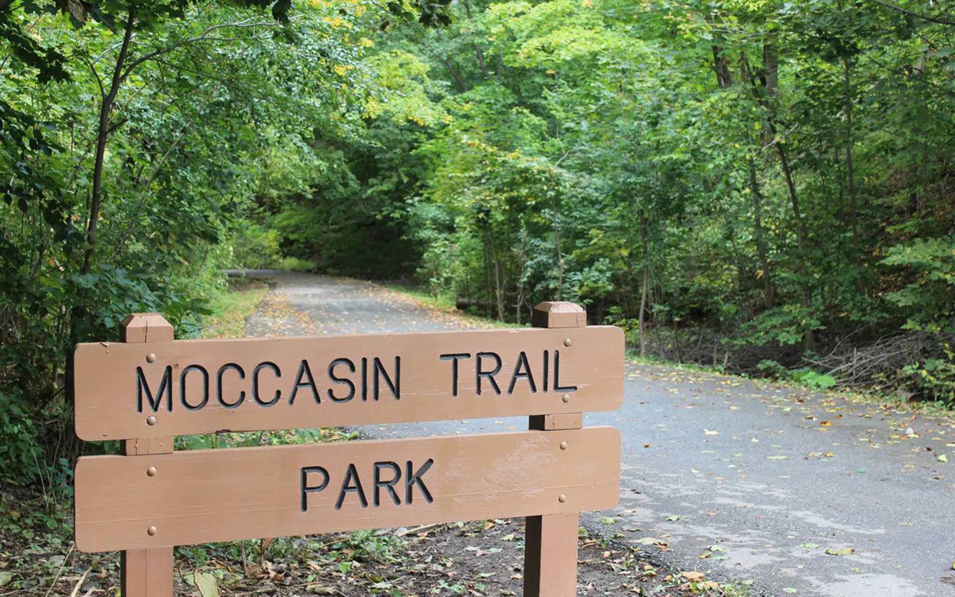 Moccasin Trail Park at 126 - 120 Dallimore Circle, Banbury-Don Mills, Toronto