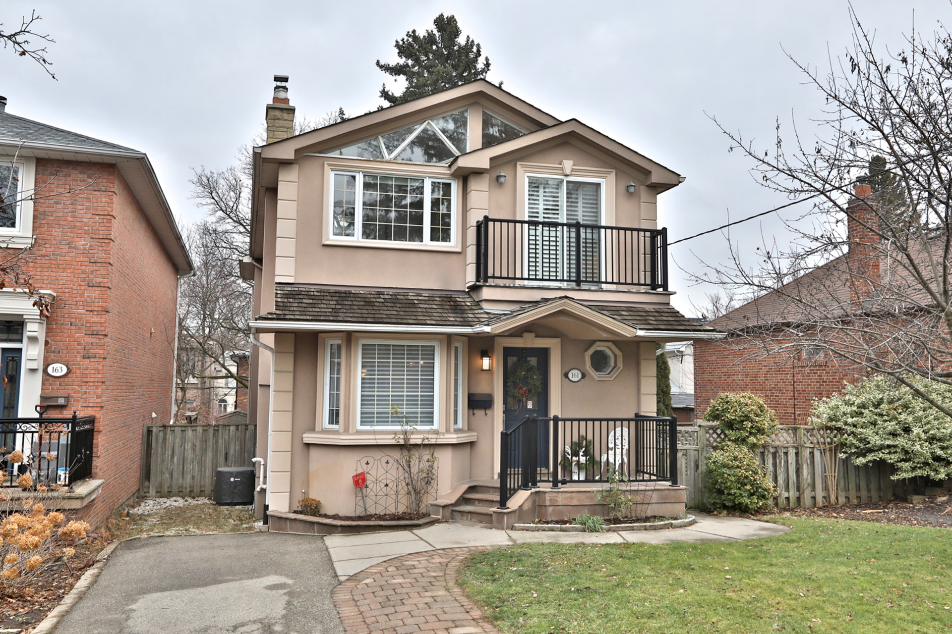 Front at 161 Banff Road, Bridle Path-Sunnybrook-York Mills, Toronto
