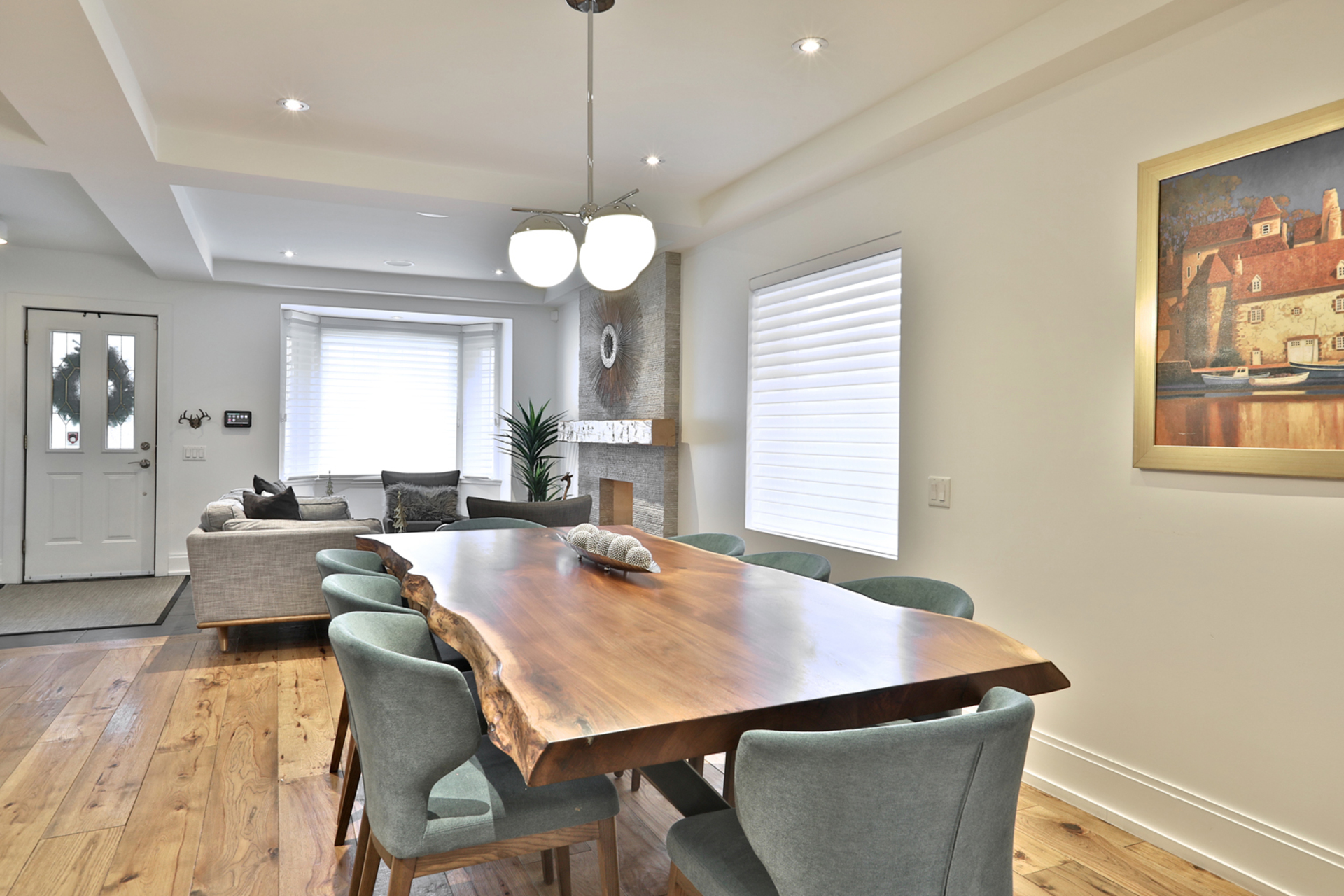 Dining Room at 161 Banff Road, Bridle Path-Sunnybrook-York Mills, Toronto
