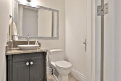 2 Piece Bathroom at 75 Jedburgh Road, Lawrence Park North, Toronto
