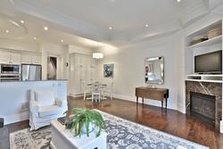 Family Room at 75 Jedburgh Road, Lawrence Park North, Toronto