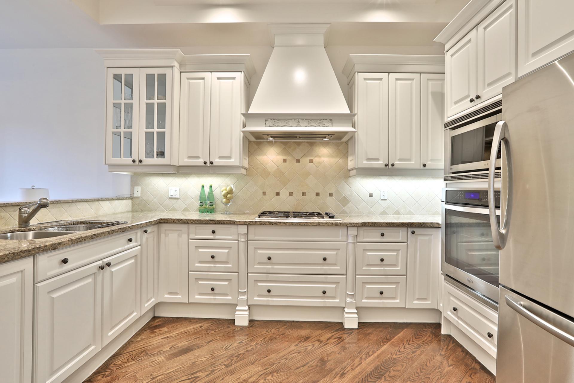 Kitchen at 75 Jedburgh Road, Lawrence Park North, Toronto