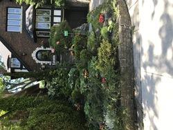 Front Yard at 348 Glen Manor Drive, The Beaches, Toronto