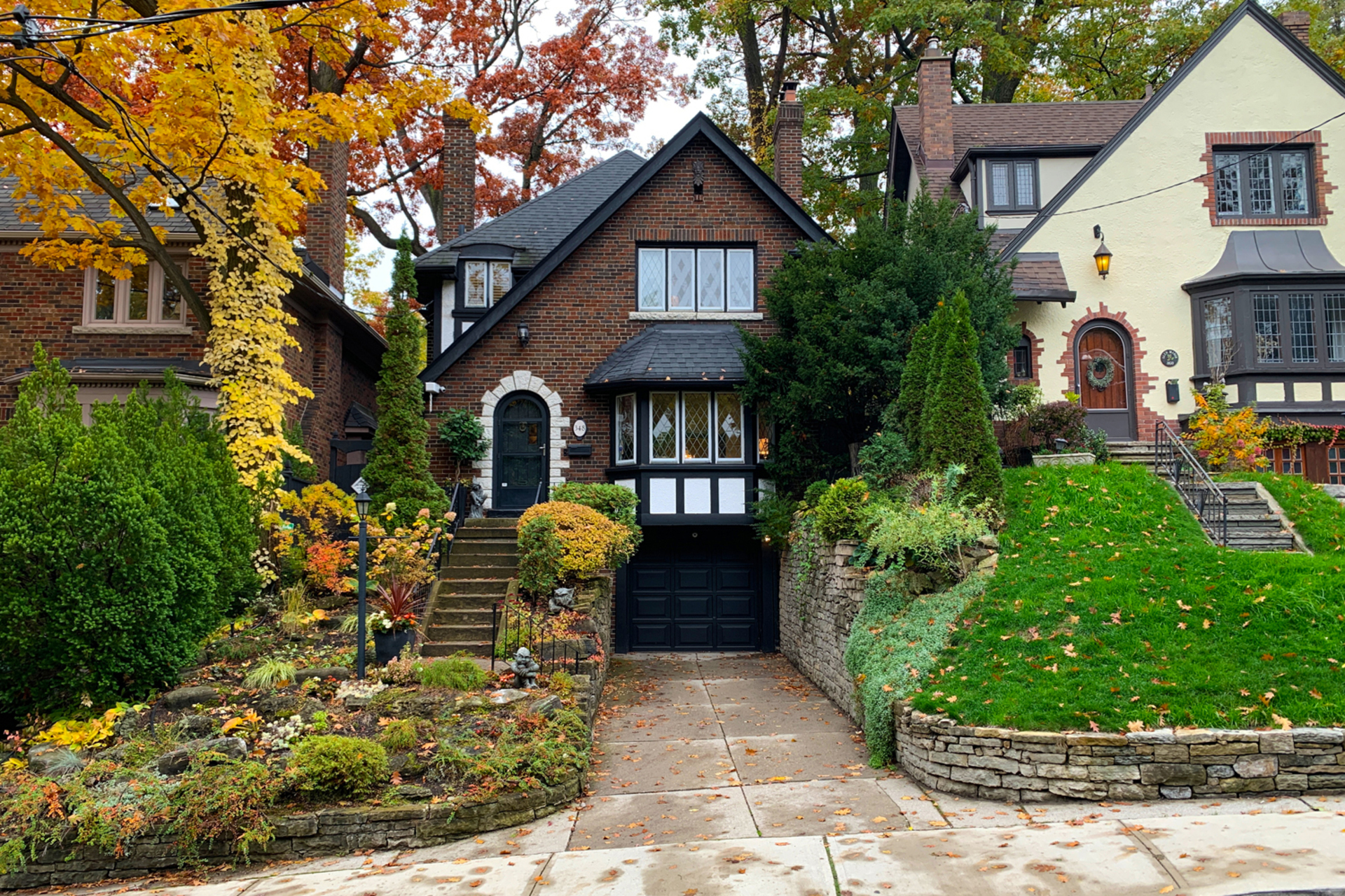 Front at 348 Glen Manor Drive, The Beaches, Toronto
