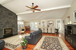 Great Room & Dining Room at 6 Barnwood Court, Parkwoods-Donalda, Toronto