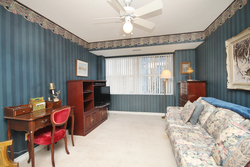 Bedroom at 201 - 18 Concorde Place, Banbury-Don Mills, Toronto
