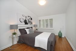 Bedroom at 10 - 46 Three Valleys Drive, Parkwoods-Donalda, Toronto