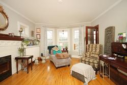 Living Room at 6 - 7 Balsam Avenue, The Beaches, Toronto